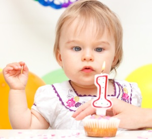 How to plan a first birthday party